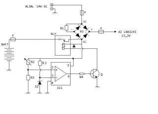 Come costruire un gruppo di continuit 12v areacom for Costruire un temporizzatore 12v