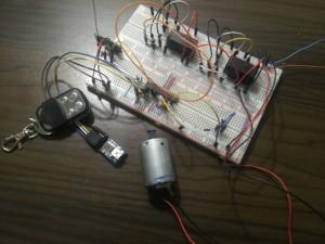 arduino centralina serranda cancello rf 433 mhz (1)