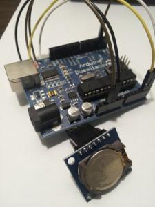 arduino_rtc_ds1307