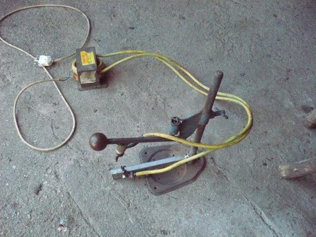 Came Za2 Schema Elettrico : Come costruire una puntatrice elettrica
