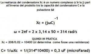 reattanza_formula